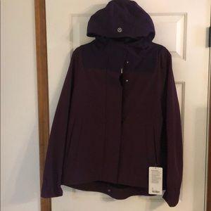 Lululemon jacket size 10-NEW